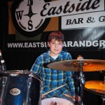 Academy of Music London Rock Band Dec 2015 #11